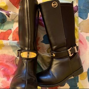 AUTHENTIC Michael Kors Toddler Riding Boots